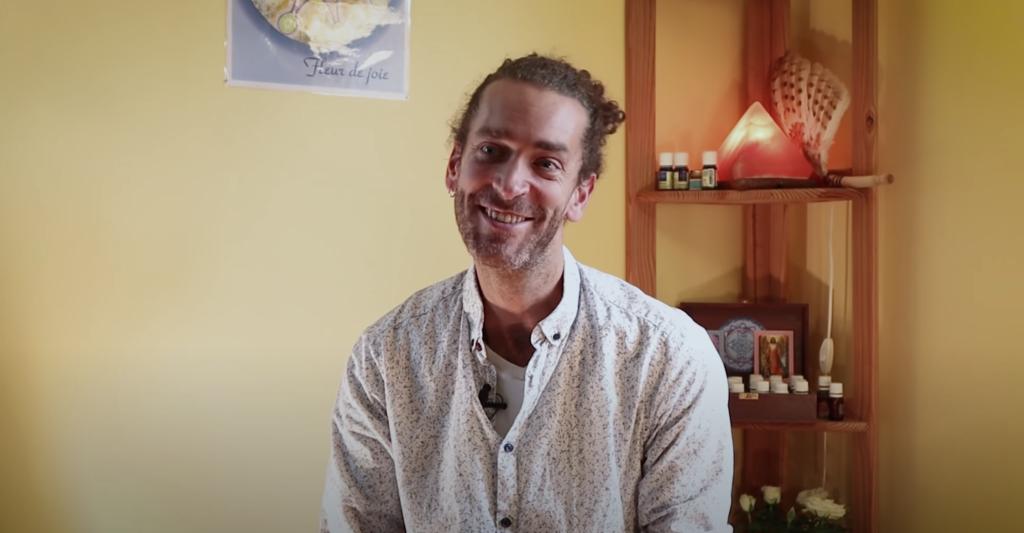 Un chemin vers l'enfantement - Antoine Brandi, ostéopathe